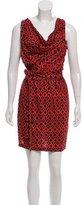 Diane von Furstenberg Keesa Silk Dress