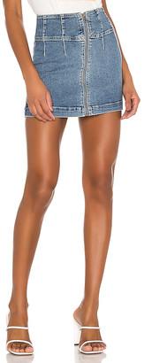 Free People Virgo Mini Skirt. - size 25 (also