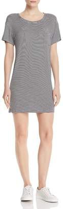 Splendid Striped T-Shirt Dress