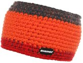 Ziener Ihab Ear Warmers Orange Flame