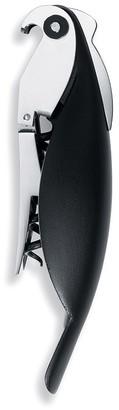 Alessi Parrot Cast Aluminium Cork Screw Black