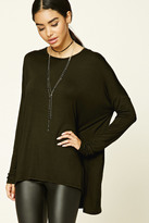 Forever 21 FOREVER 21+ Boxy Top