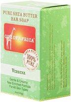 Out of Africa Organic Shea Butter Bar Soap - Verbena - 4 oz