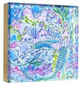 Lilly Pulitzer Mermaid Picture Frame