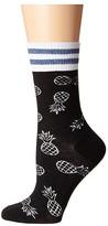 Richer Poorer Kari (Black) Women's Crew Cut Socks Shoes