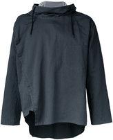 Factotum hooded jacket