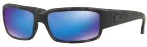 Costa del Mar Polarized Sunglasses, Caballito Polarized 60