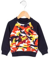 Junior Gaultier Boys' Toano Printed Sweatshirt w/ Tags