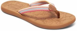 Roxy Women's Colbee Flip Flop Sandal Sport