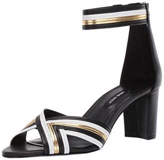 Nine West Womens Pearl Heeled Sandal 8 M