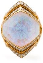 Stephen Webster small 'Crystal Haze' ring