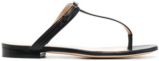 Givenchy Logo-Strap Sandals