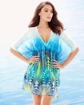 Soma Intimates Tropical Tunic Swim Cover Up