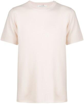 Extreme Cashmere round neck T-shirt