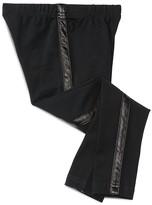 Ralph Lauren Girls' Tuxedo Leggings - Sizes 2-6X