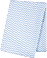TREND LAB, LLC Trend Lab Chevron Swaddle Blanket - Blue