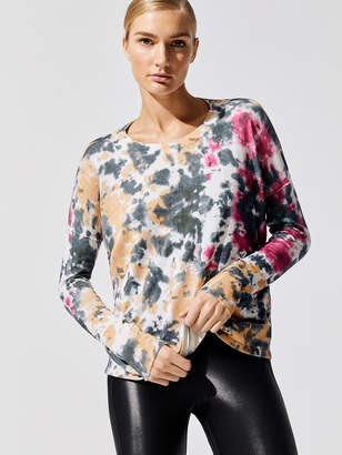 NSF Cassi Long Sleeve Crew Pullover