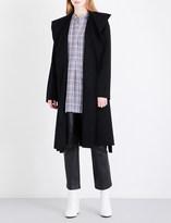 Joseph Lima wool and cashmere-blend coat