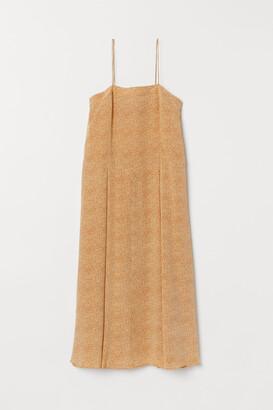 H&M Silk Dress