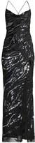 Parker Black Shayna Sequin Column Gown