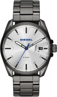 Diesel Men's Analog Quartz Watch with Stainless Steel Strap DZ1864