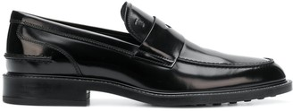 Tod's Patent Loafers