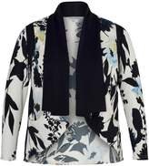 House of Fraser Chesca Floral Print Shrug with Trim