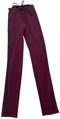 Yeezy Other Cloth Trousers