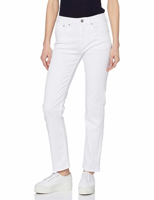 Pepe Jeans Women's Mary Straight Jeans