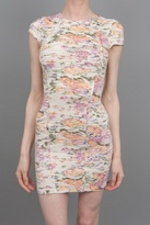 Torn By Ronny Kobo Tulip Dress