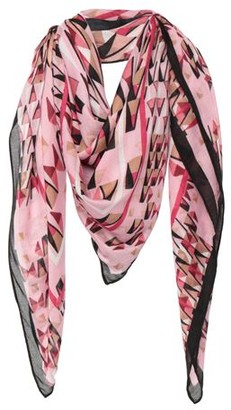 LE COEUR TWINSET Square scarf
