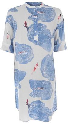Gant Beach Dress Womens