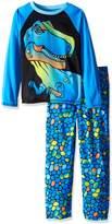 "Komar Kids Big Boys' ""Big Blue"" 2-Piece Pajamas"