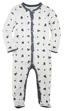 Ralph Lauren Boys' Layette Printed Footie - Baby