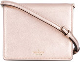Kate Spade metallic crossbody bag - women - Calf Leather - One Size