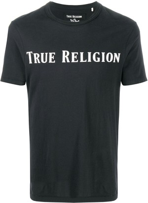 True Religion logo print T-shirt
