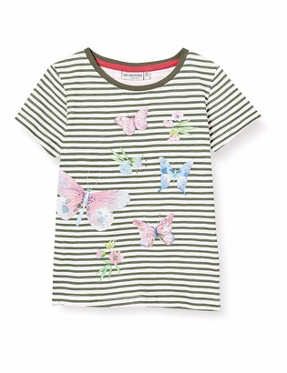 Salt&Pepper Salt and Pepper Girls' 03112270 T-Shirt