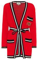 Gucci Cotton-blend cardigan