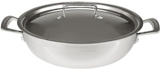 Le Creuset 3-Ply Stainless Steel Shallow Casserole Dish (26cm)