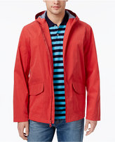 Club Room Men's Hooded Raincoat, Only at Macy's