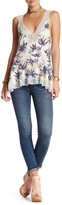 Free People Peyton High Rise Skinny Jean