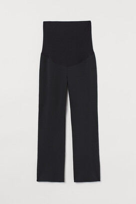 H&M MAMA Flared Pants