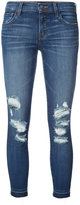 J Brand distressed skinny jeans - women - Cotton/Polyurethane - 32