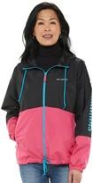 Columbia Women's Flash Forward Hooded Windbreaker Jacket