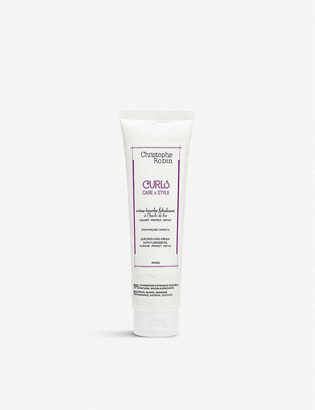 Christophe Robin Luscious Curl Cream with Flaxseed Oil 150ml
