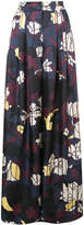 Roksanda floral print maxi skirt