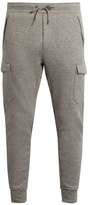 Polo Ralph Lauren Cargo interlock-jersey track pants
