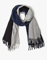 Donni Charm Trio Scarf in Navy