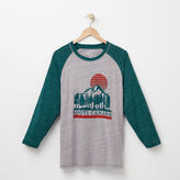 Roots Dorval Baseball T-shirt
