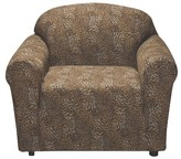 Nobrand No Brand Jersey Leopard Slipcover - Chair